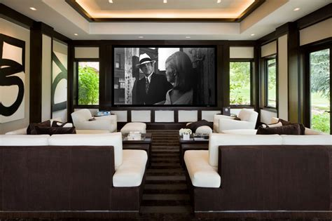 Home Entertainment Design Ideas by Willoughby Way By Charles Cunniffe Architects Keribrownhomes
