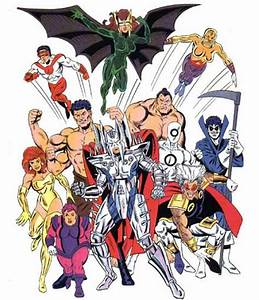 Mutant Liberation Front - Marvel Universe Wiki: The ...