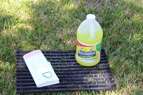 how to clean with ammonia cleaning bbq grills the magic way tgif this grandma is fun