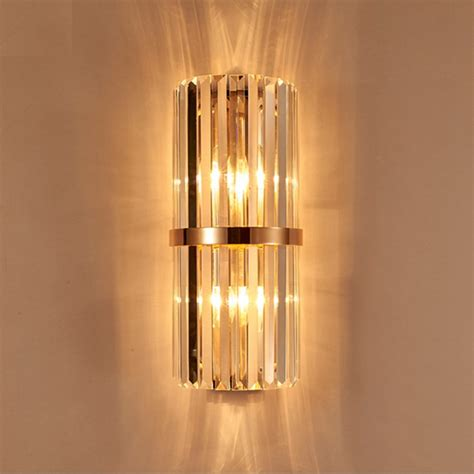 k9 crystal wall sconce bedroom wall l with switch