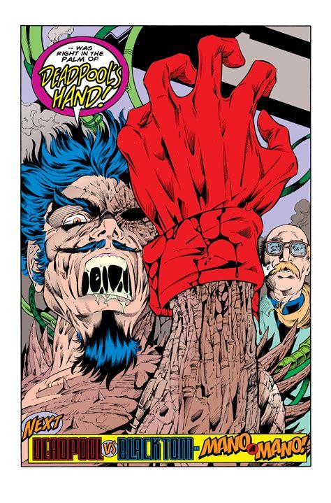Deadpool 1994 Issue 3 | Read Deadpool 1994 Issue 3 comic ...