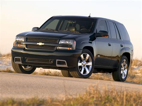 Chevrolet Trailblazer  2008, 2009, 2010, 2011, 2012