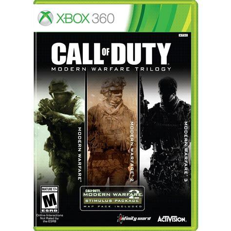 call  duty modern warfare trilogy coming  week