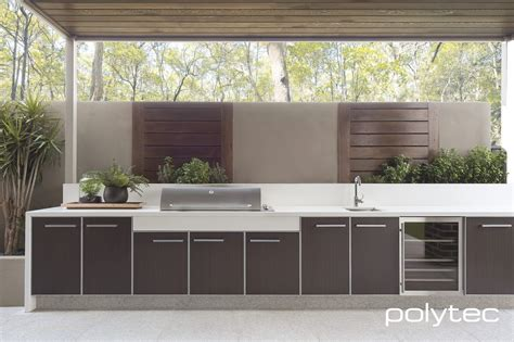 Outdoor Kitchen Cupboards by Outdoor Kitchens Back Yard Ideas In 2019