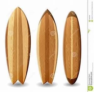 Planche à Dessin En Bois : planches de surf en bois illustration stock image 40693836 ~ Zukunftsfamilie.com Idées de Décoration