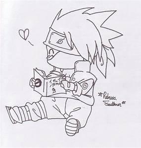 Naruto Chibi 2: Kakashi by Mayuko32690 on DeviantArt