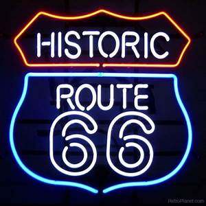 Route 66 Rich American History