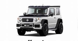 This Modified Suzuki Jimny Is A Mercedes G