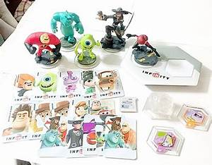Free: Nintendo 3ds Disney Infinity Toy Box Challenge Game ...