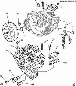 Chevrolet Cruze Module  Transmission Control Module