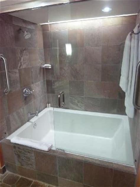 person soaking tub  shower ide call  heaven