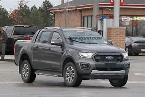 Ford Ranger Wildtrack : 2019 ford ranger wildtrak spied inside and out off blog ~ Dode.kayakingforconservation.com Idées de Décoration