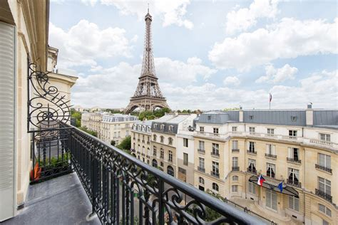 Luxury Apartment In Overlooking The Eiffel Tower by Duplex Penthouse Overlooking The Eiffel Tower For Sale