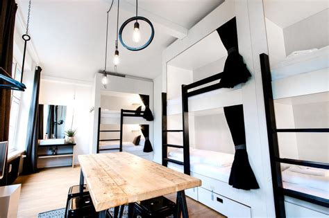 Pyjama Hotel by Affordable And Safe Hostels In Hamburg Germany