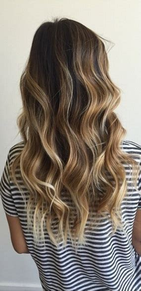 Hair Colors Gallery by Balayage Bronde Mane Interest
