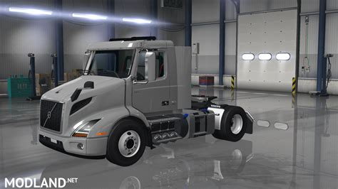 Volvo Vnr 2018 128 Mod For American Truck Simulator, Ats