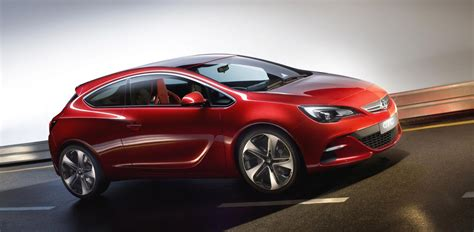 Gtc Conceptcar by More Hatch Ness Vauxhall Reveals Gtc Concept Before