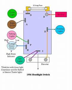 2005 Ford F150 Headlight Switch Wiring Diagram