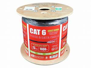 Syston Cat6 Ethernet Bulk Cable
