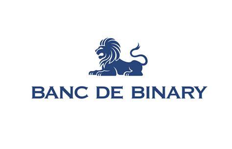Banc De Binary Un Broker Per Opzioni Binarie Sicuro