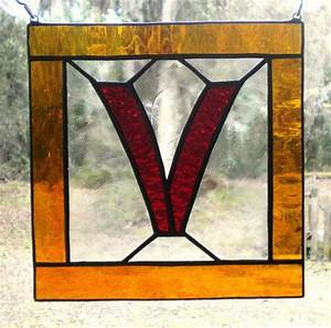 1000 images about stainedglass letters on pinterest With stained glass letters