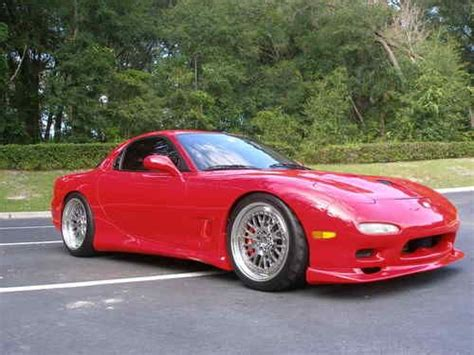 where are mazda cars built find used 1993 mazda rx7 w built ls1 h c i trac control