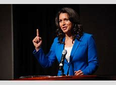 Rep Tulsi Gabbard does the Markwayne Mullin workout and