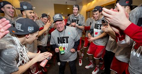 for wisconsin s scorekeeper most impressive number is his