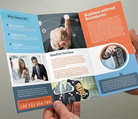 best business brochures 15 free tri fold brochure examples 2016 for download