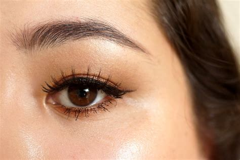sultry summer date night makeup  asianhooded eyes