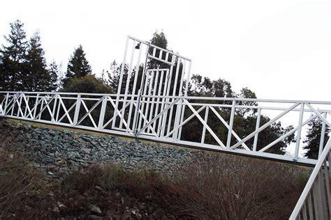 Boat Dock Gates by Wahoo Aluminum Docks Security Gate