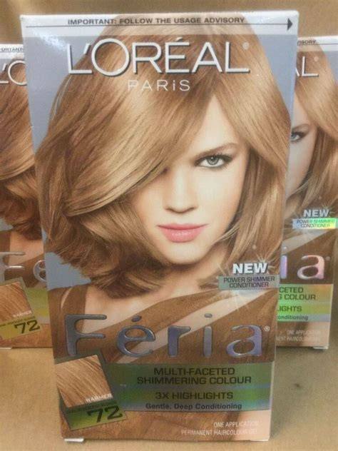 lot   loreal feria multi faceted shimmering
