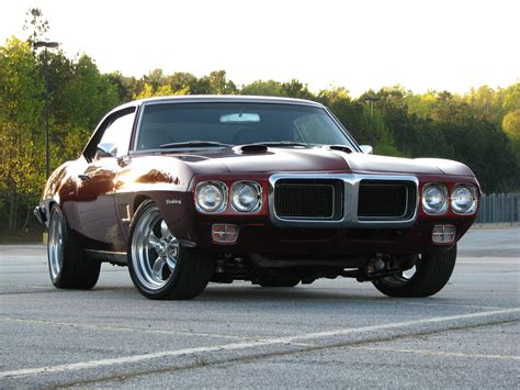Pontiac Car : 69brrrd 1969 Pontiac Firebird Specs, Photos, Modification