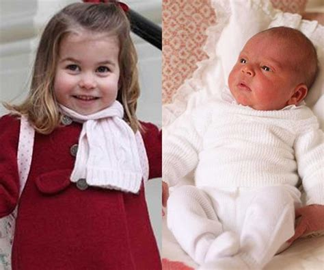 Princess Charlotte and Prince Louis star in stunning new ...