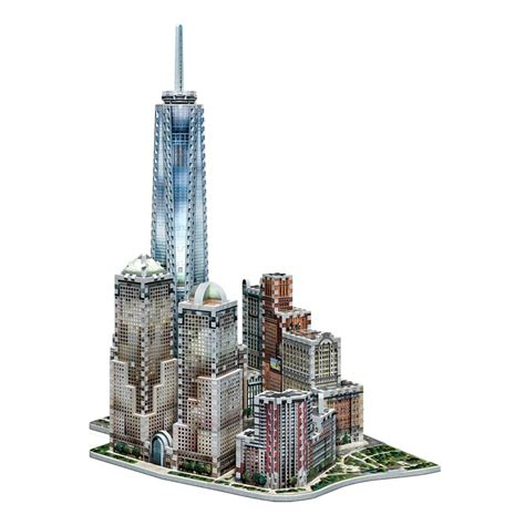 collectible buildings jj 23 24 wrebbit puzzle 3d our products world trade