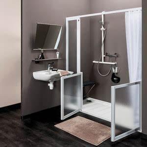 Niche De Douche : parois de douche installation en niche idhraqua ~ Premium-room.com Idées de Décoration