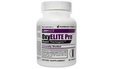 Fda Exercised Fsma Recall Authority For Oxyelite Pro Dietary Supplements  Food Safety News