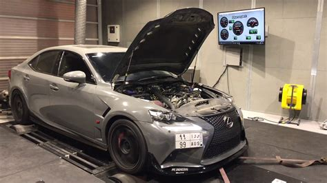 supercharged lexus   hp youtube