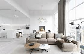 Cool Colors For Living Room by 25 Modern Living Rooms With Cool Clean Lines