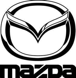 logo de mazda mazda logo vector eps free download