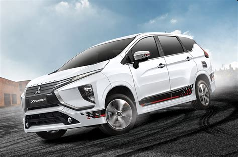Review Mitsubishi Xpander Limited by Mitsubishi Xpander Mpv Special Edition Unveiled Autocar