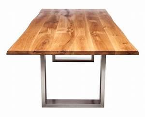 Holztisch Mit Metallgestell : esstisch esstische massivholztisch eichenholztisch buchenholztisch couchtisch massivholz ~ Markanthonyermac.com Haus und Dekorationen