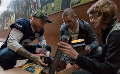 seahawks player pleads  return  stolen magic