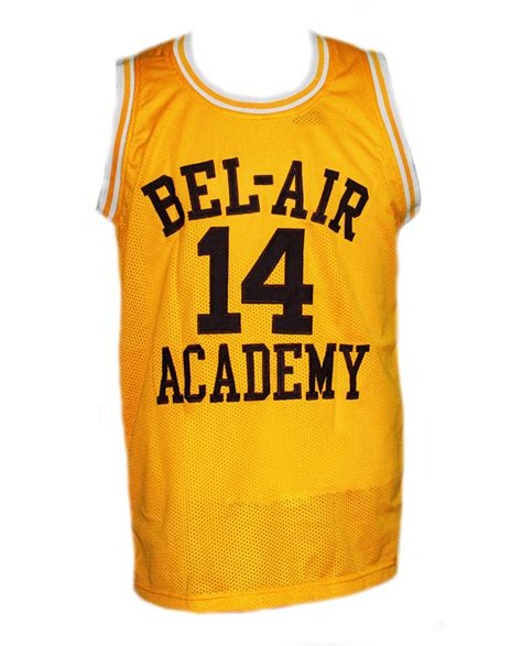 j bedding bel air will smith 14 the fresh prince of bel air basketball