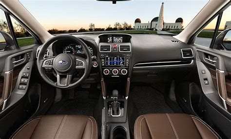 Get A 360 View Of The 2018 Subaru Forester Interior