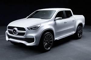 Mercedes X Klasse : mercedes x class concept 2016 auto motor und sport ~ Maxctalentgroup.com Avis de Voitures