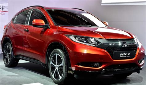 2018 Honda Hrv Review And Redesign  2018  2019 Cars