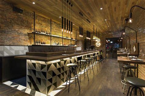designer cuisine idées déco pour un bar au look industriel