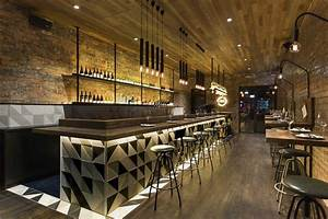 idees deco pour un bar au look industriel With idee de bar pour maison