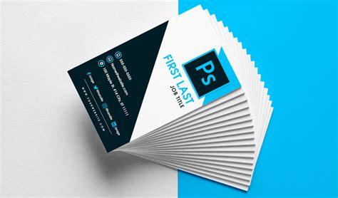 vertical business card template  psd format